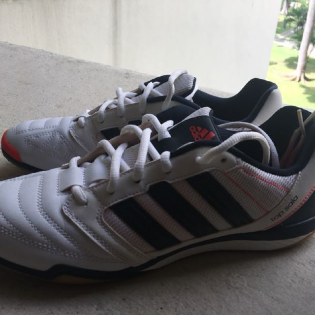 4aa953269 Adidas Top Sala Street Soccer shoes, Sports, Sports Apparel on Carousell