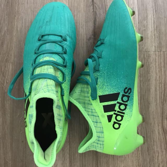 Adidas X16.1 Atomic Green
