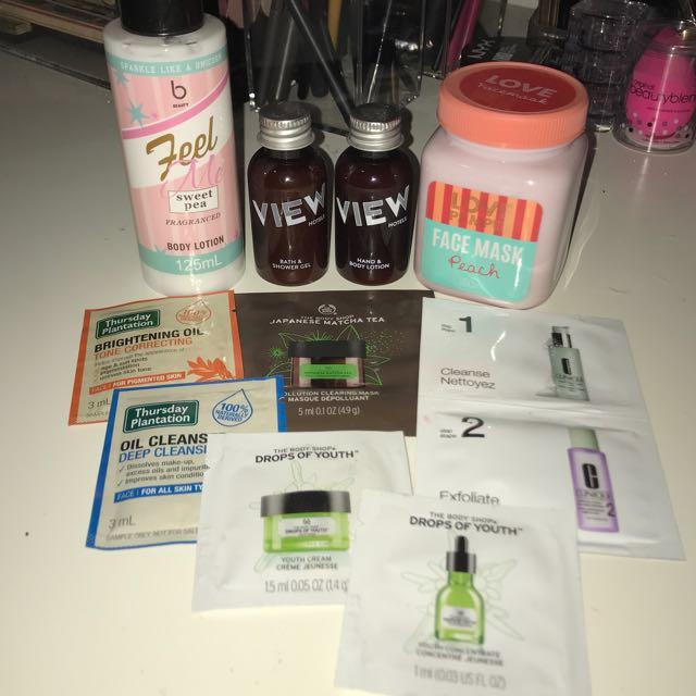 ALL NEW Skincare - Clinique, The Body Shop, Thursday Plantation + more
