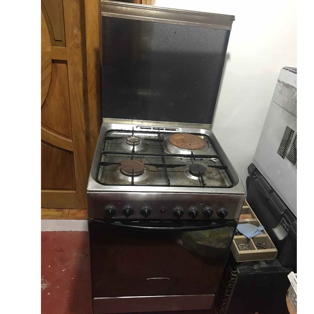 ariston gas range w  rotisserie kitchen  u0026 appliances on carousell  rh   ph carousell com