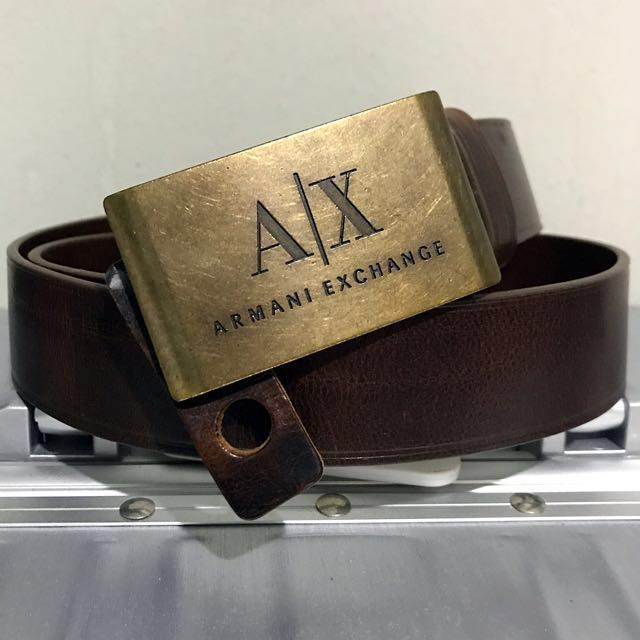 1fe14bbe coupon code for armani exchange belt malaysia 1b8af 599f2