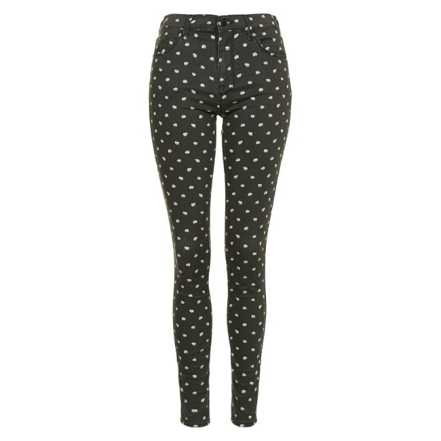 Authentic Topshop Leigh Daisy Jeans