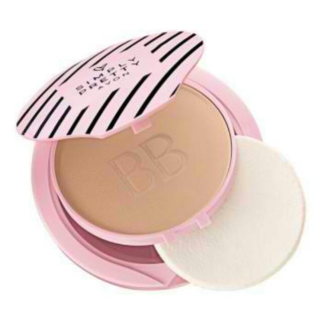 Avon Simply Pretty BB Dual Powder Foundation with SPF 24 (nude)