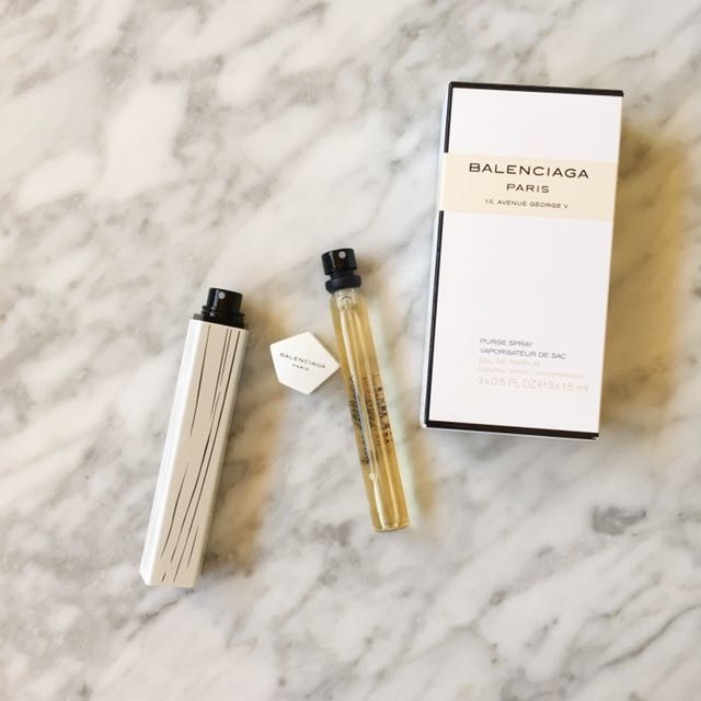 Balenciaga Paris EDP Purse Spray