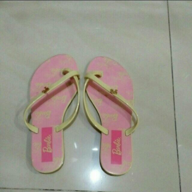 BARBIE flat Sandal