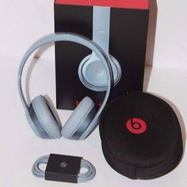 Beats by Dre Solo2 Wired On-Ear Headphone