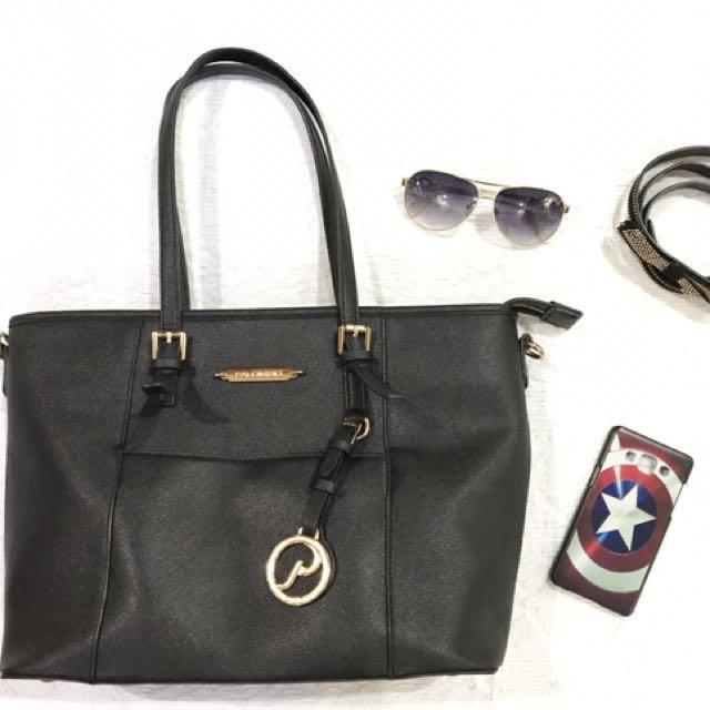 black palomino handbag