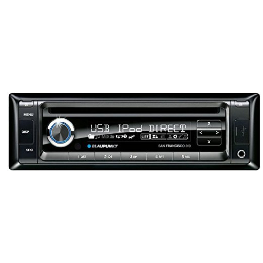 Blaupunkt San Francisco 310 Car Radio (Black), Auto Accessories & Others on  Carousell