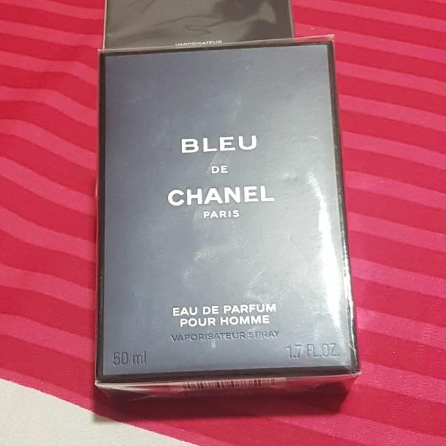 Bleu de Chanel Eau de Parfume Pour Homme EDP 50ml