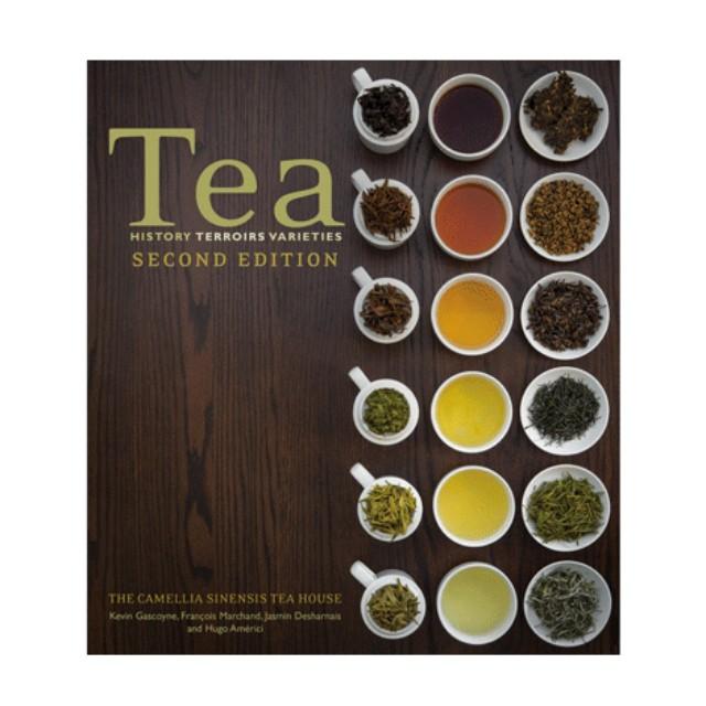 BNIP Avon book: Teas a history terroirs variety