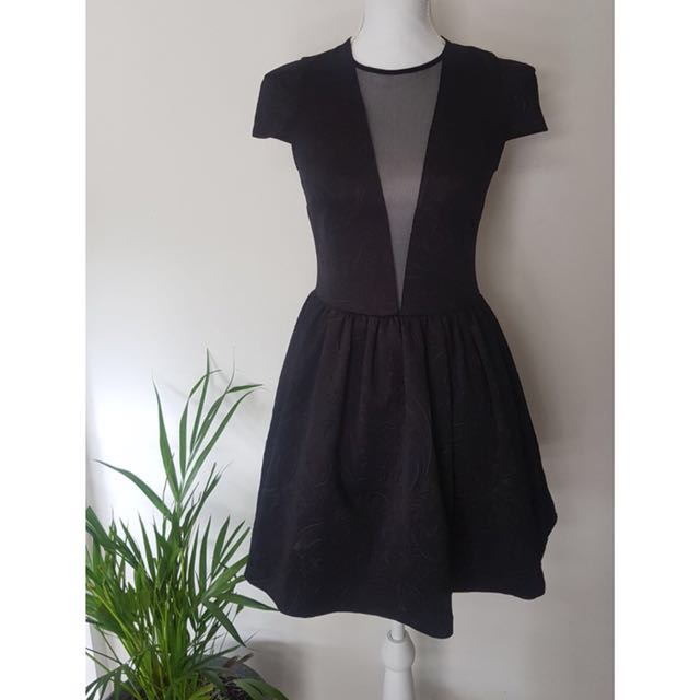 BNWT TOP SHOP BLACK DRESS