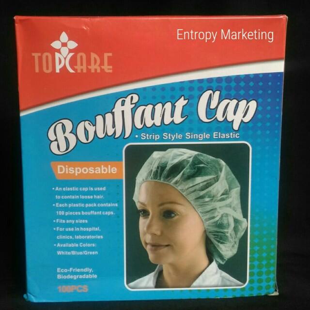 Bouffant Head Cap