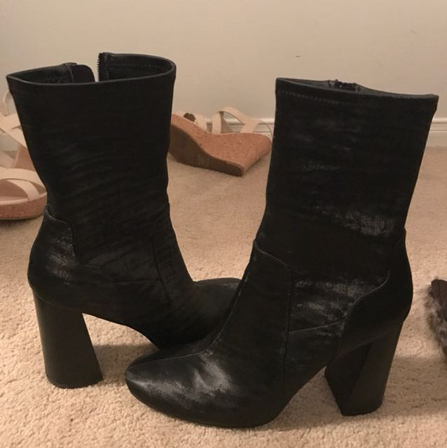 Browns boots size 10