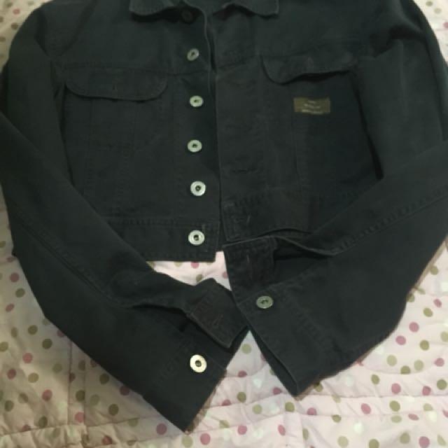 Calvin klein jacket jeans