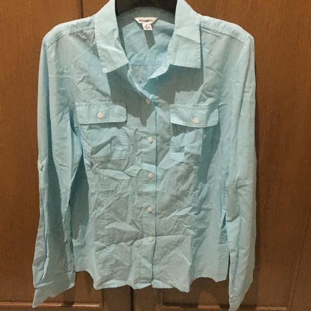 Calvin Klein Stripes Shirt