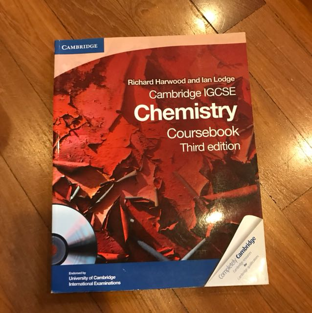 Cambridge igcse chemistry coursebook third edition books photo photo photo photo photo fandeluxe Image collections