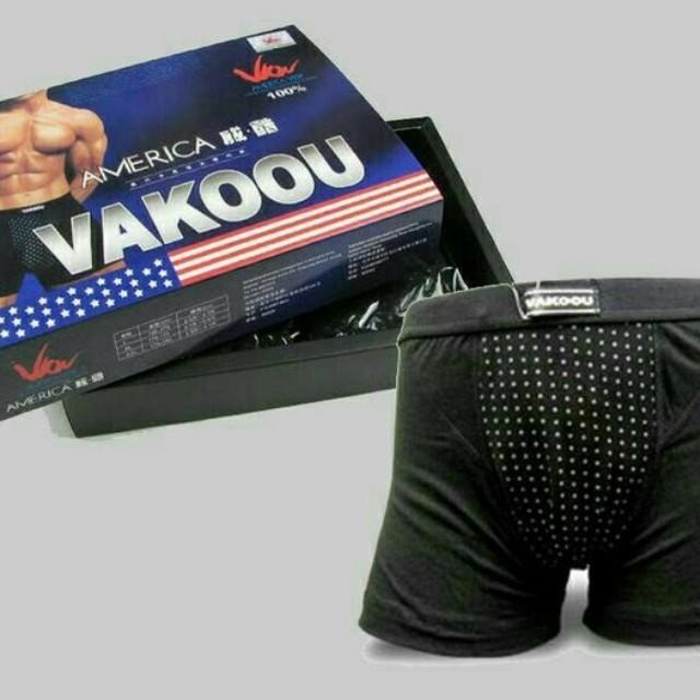Celana Dalam Kesehatan Vakoou / Celana Dalam Pria
