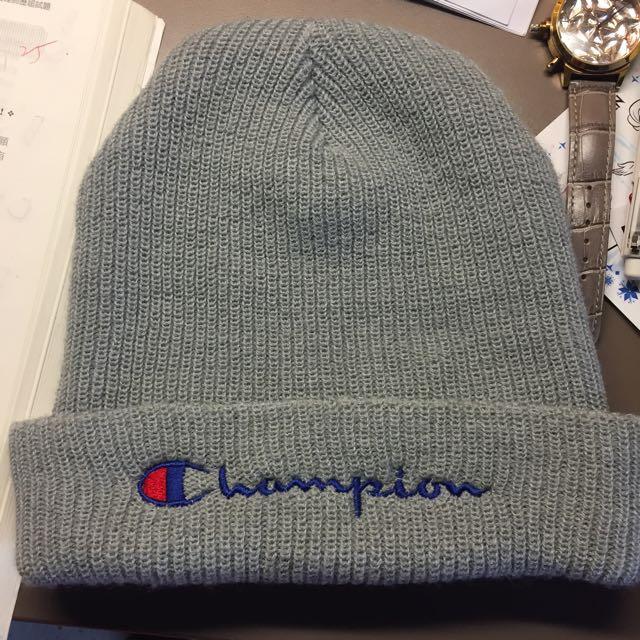 Champion正版毛帽