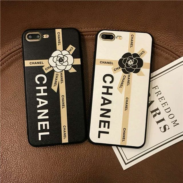 quality design 9aff0 c7445 Chanel Iphone Case