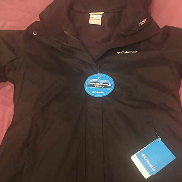 Columbia Women's Winter Jacket Size M Brand New