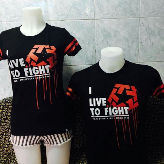 ff8b798606 Couple shirt tribal on Carousell