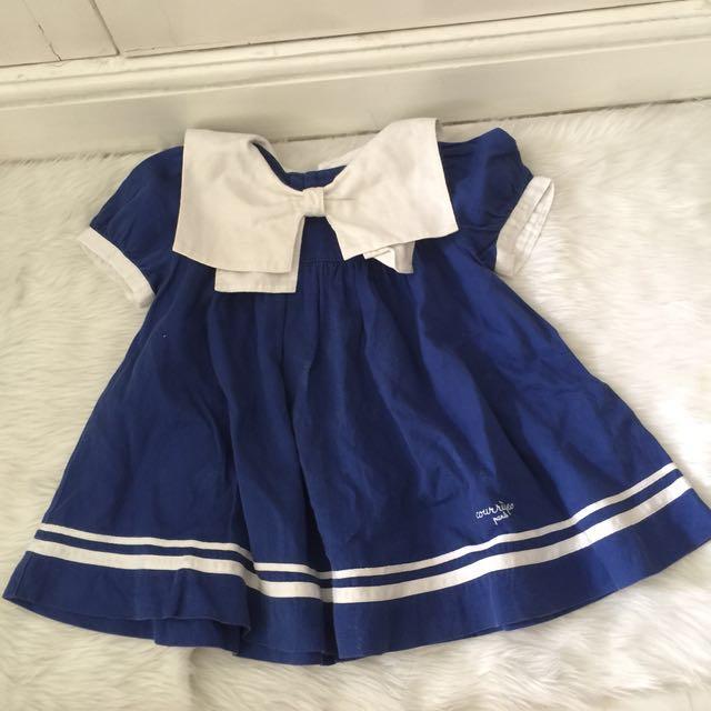 Courrigeo dress