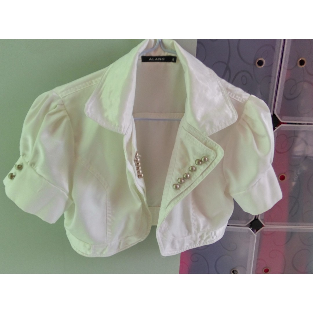 Crop Jacket (2 For RM30!!!) #SpringClean60