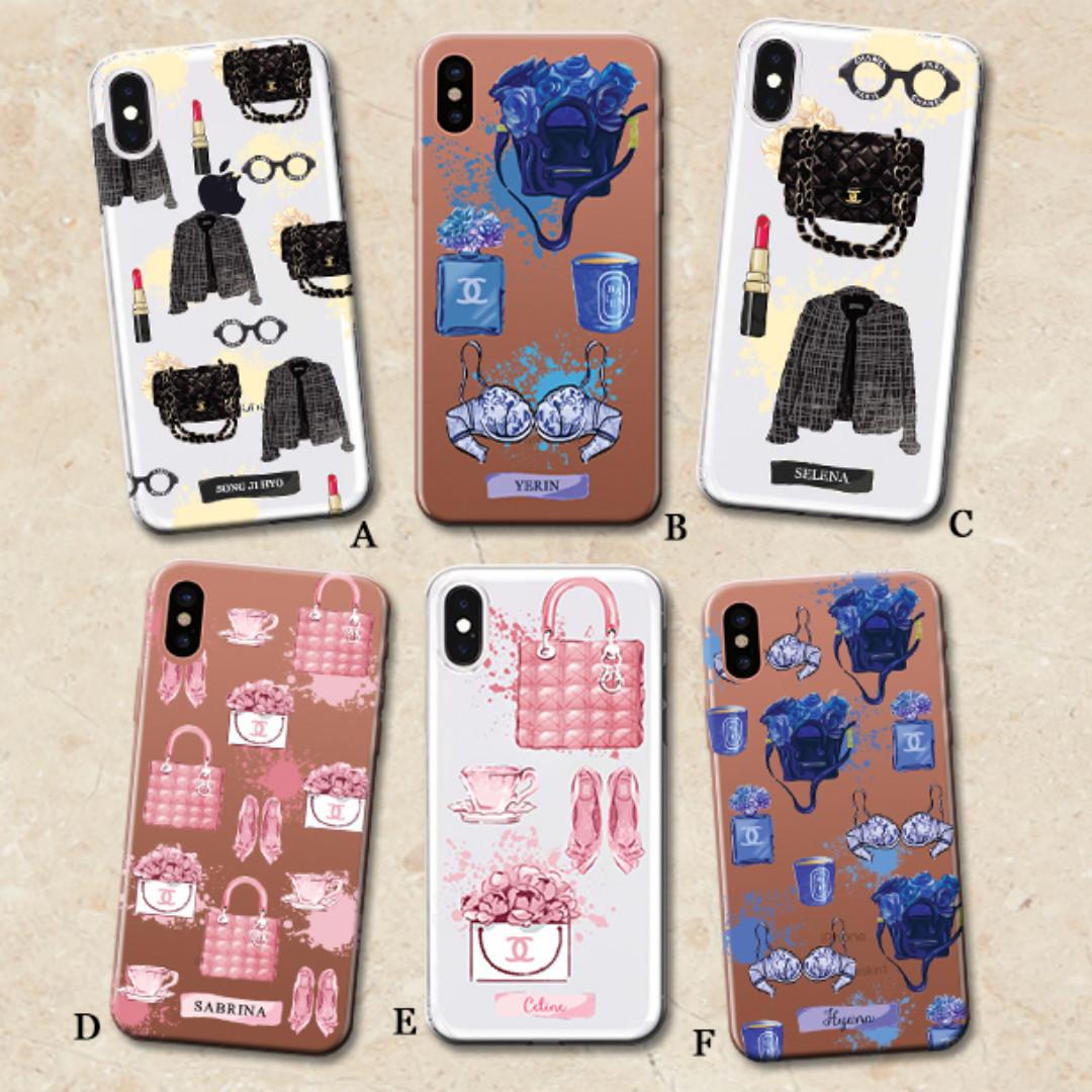 promo code 788a0 09e5d Custom Case Casing HP - Chanel, Mobile Phones & Tablets, Mobile ...