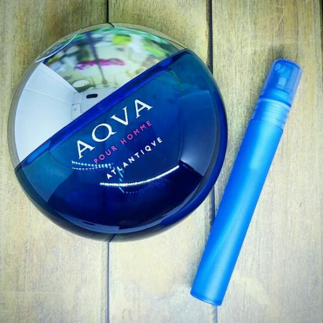 Decant Parfum Bvlgari Aqva Atlantiqve 10ml