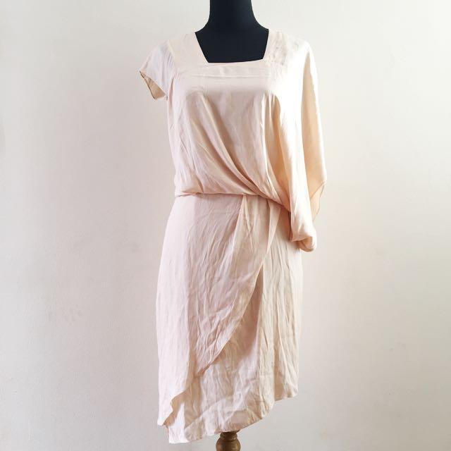 East West Asymetric Dress