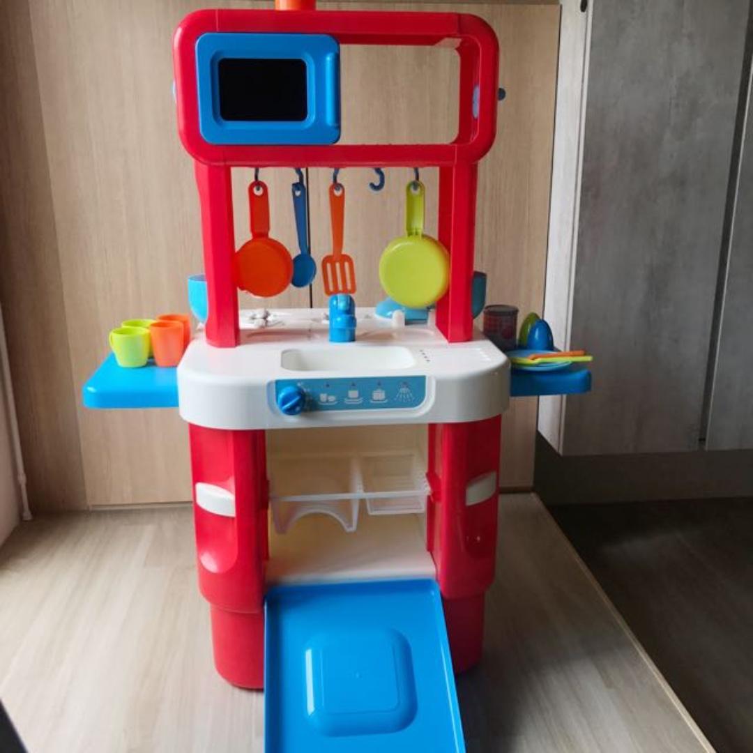 Elc Kitchen Set Toys Games Bricks Figurines On Carousell