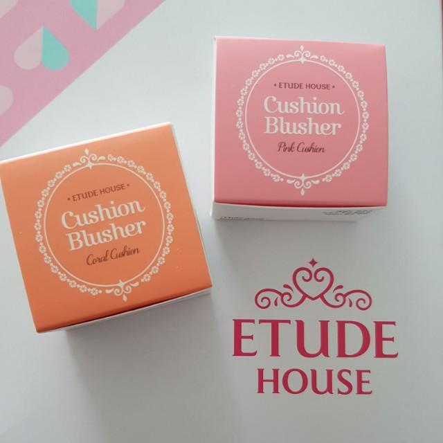 Etude House Cushion Blusher