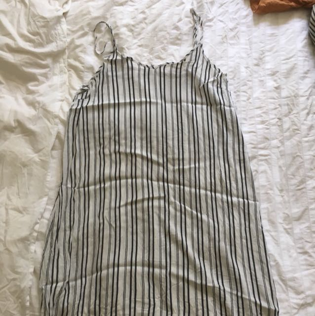 Factorie dress striped