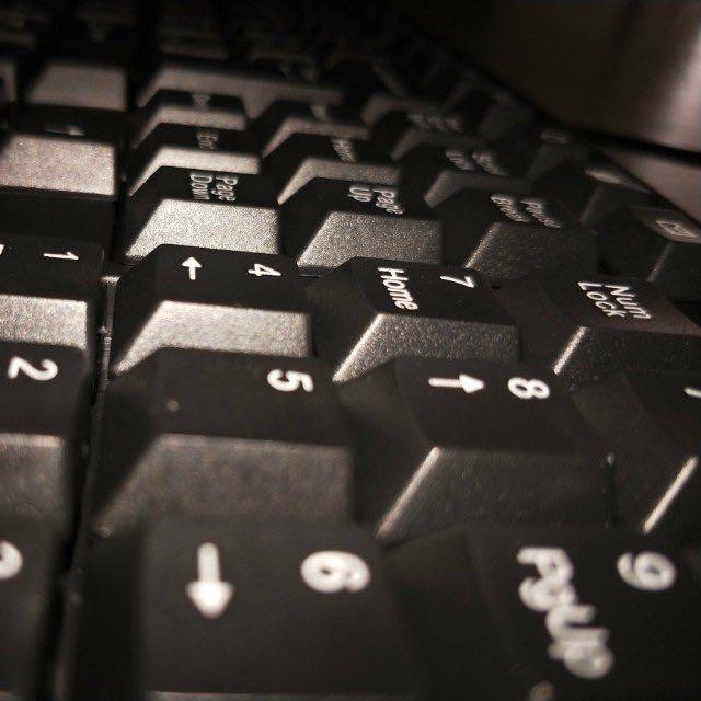 Factory new keyboard