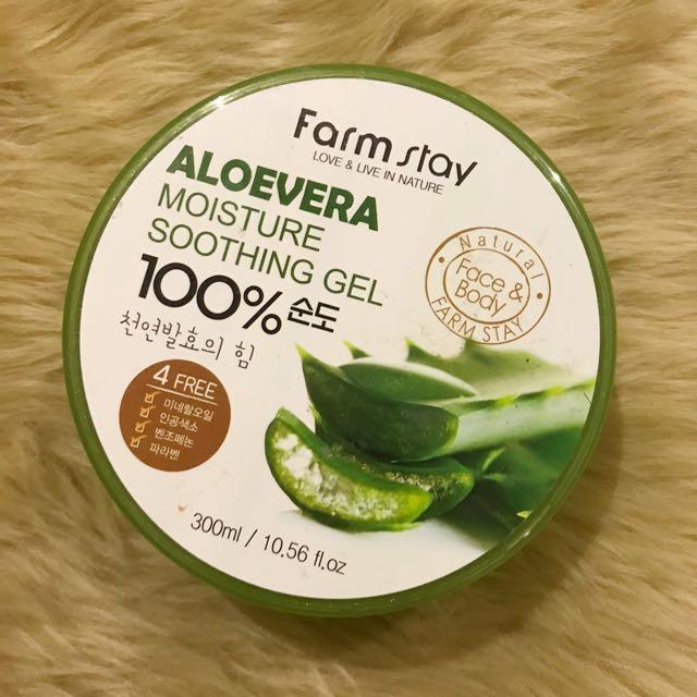 Farm Stay Aloe Vera Gel 300mL