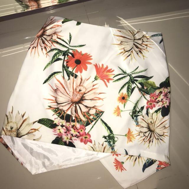 Flower skirt (rok) by Cerychan