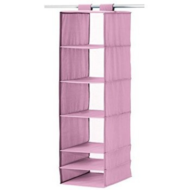 Ikea Hanging Storage with Compartments