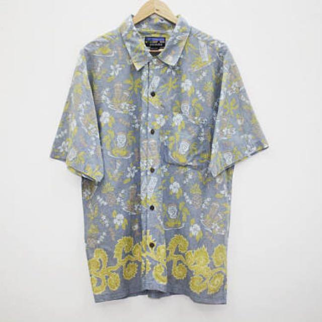 23f61a35 Hawaiian Shirt Pataloha by Patagonia, Men's Fashion, Clothes, Tops ...