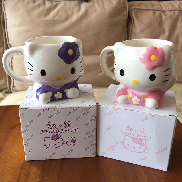 Hello Kitty對杯~保留中