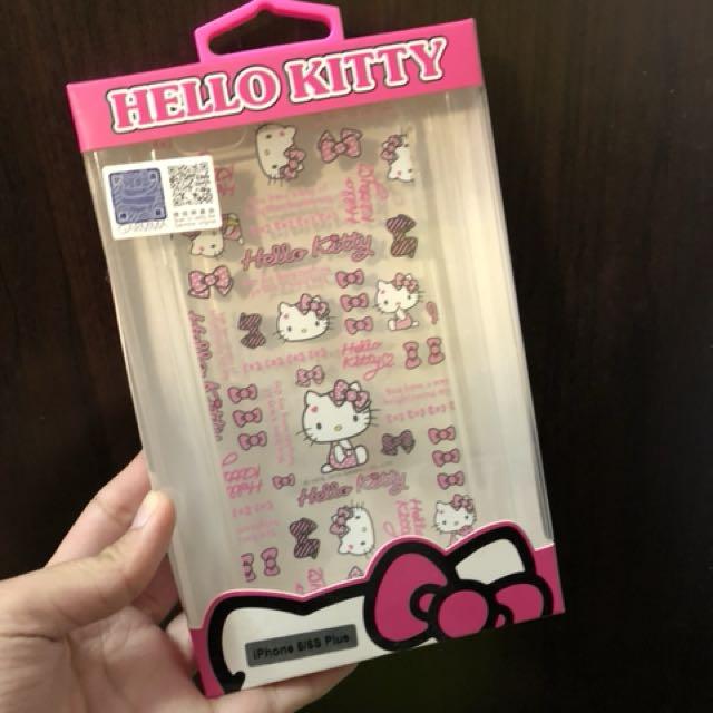 Hello kitty 手機殼 iPhone 6/6s plus