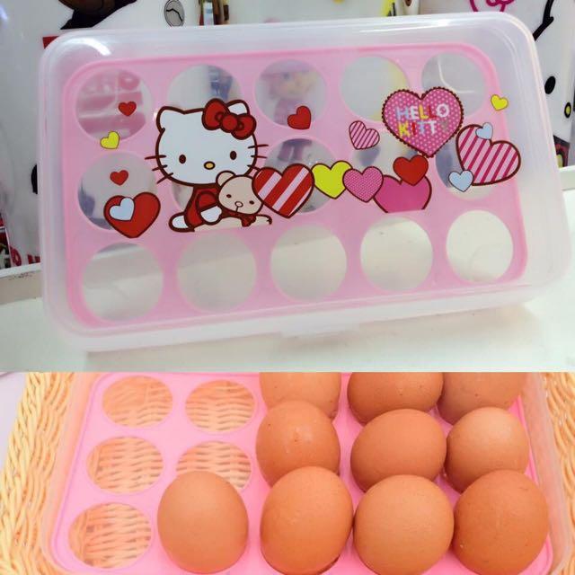 Hello Kitty Egg Tray