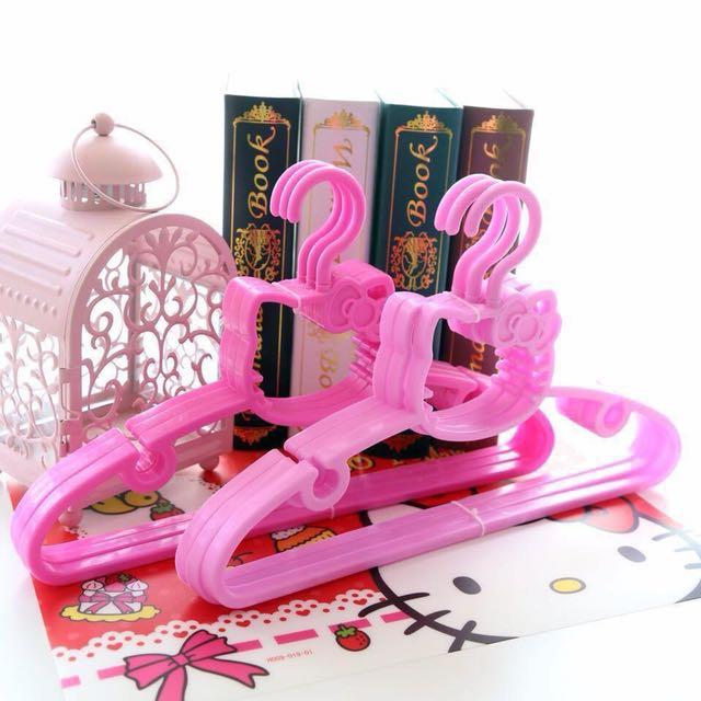 Hello Kitty Hanger (3pcs)