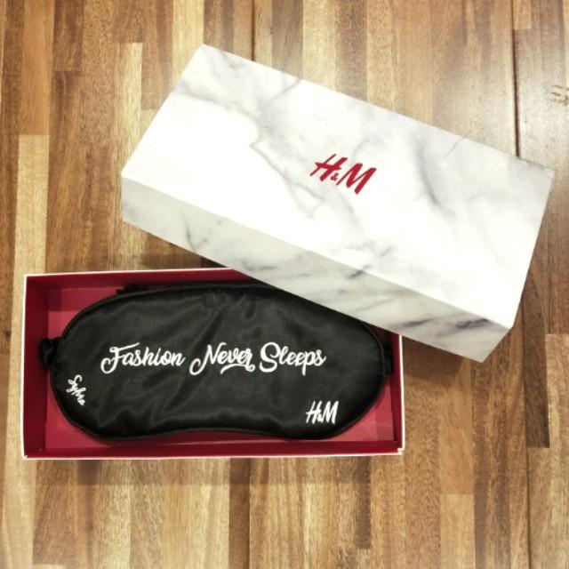 H&M 眼罩
