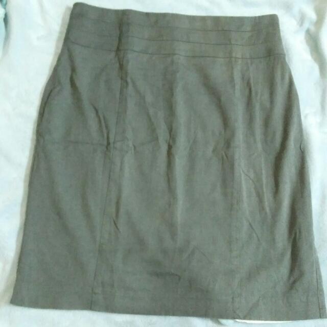 H&M Office Skirt
