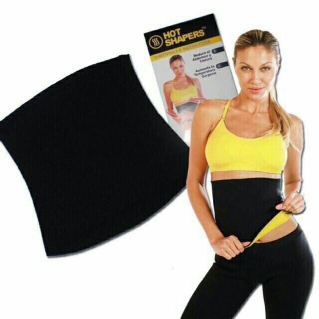 Hot Shaper slimming waist and abs trimmer chrincher