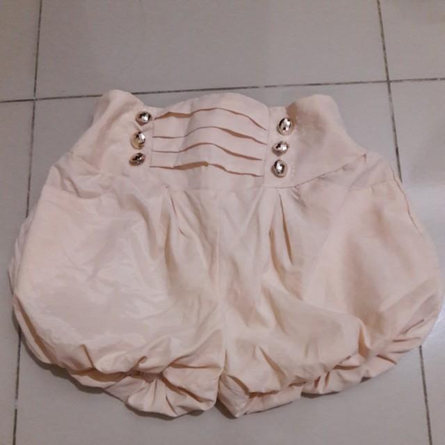 Hotpants stretch