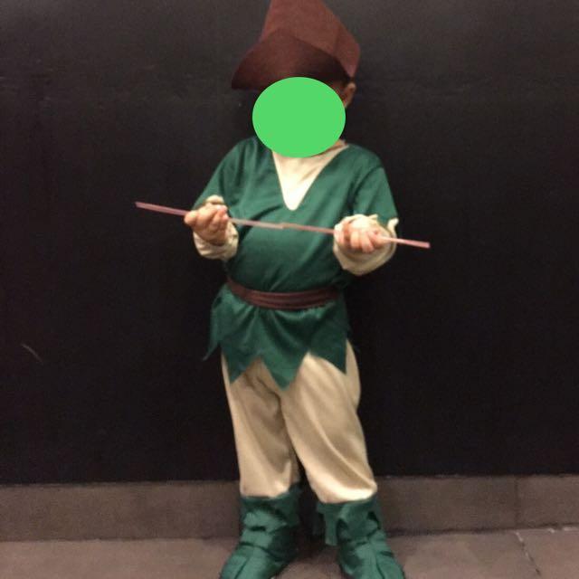 Hunter Costume