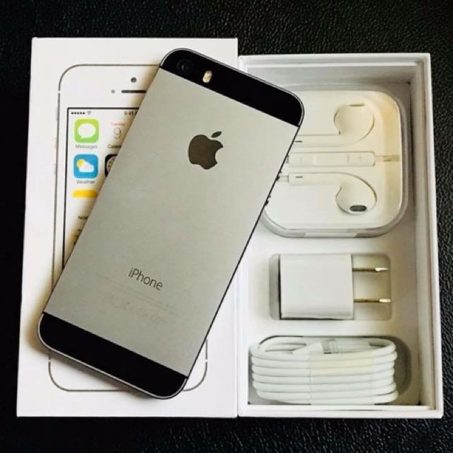 Iphone 5s 16gb gold/space gray openline LTE