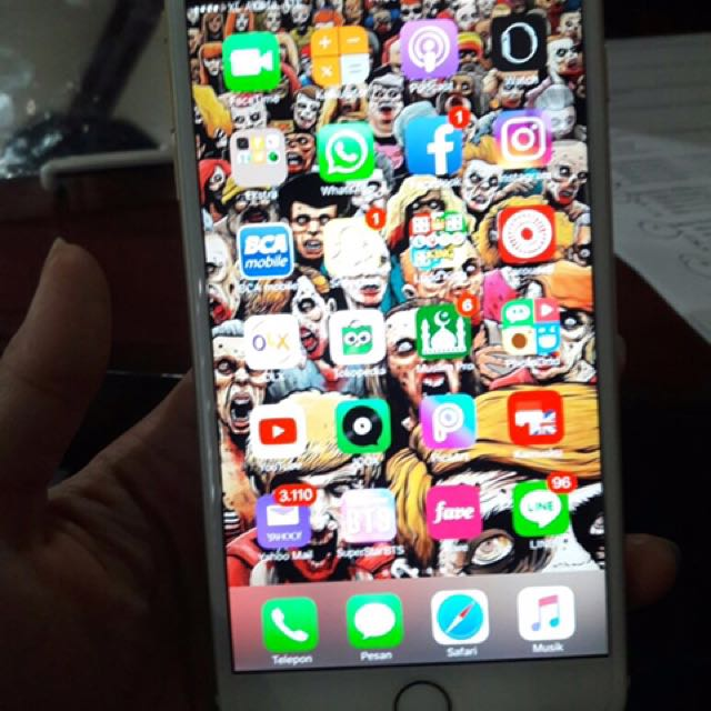 Iphone 6 Plus 128 Giga