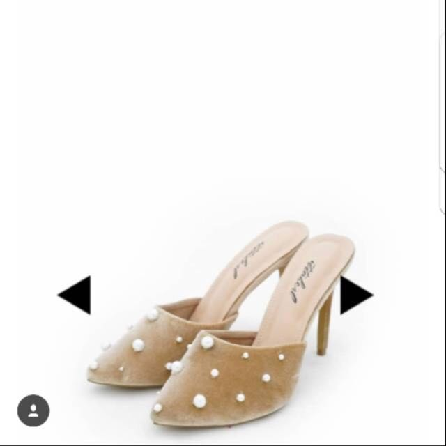 Ittaherl curated sandra dewi vol 02 lady heels nude size 38